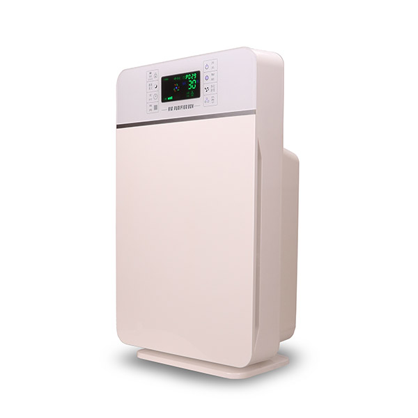 uv light bathroom air purifier for office and bedroom