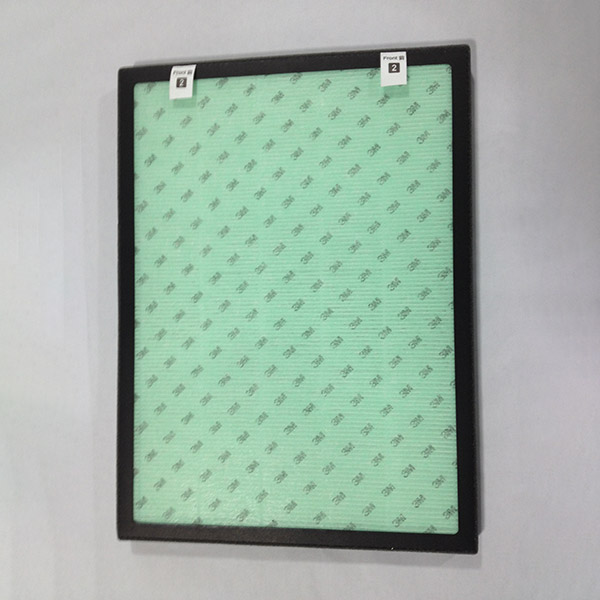 3M non-woven fabric primary effect HEPA composition filter
